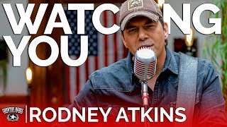 Rodney Atkins - Watching You (Acoustic) // Country Rebel HQ Session