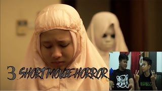 Video 3 KUMPULAN SHORT MOVIE HORROR INDONESIA !!!  LO HARUS NONTON -  DICKLY download MP3, 3GP, MP4, WEBM, AVI, FLV September 2018