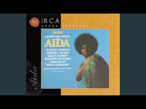 Aida: Act I: Scene 2: Possente, Possente Fthà