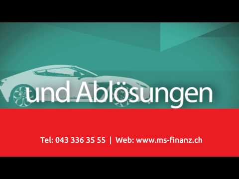 Privatkredite | MS Finanz Group AG