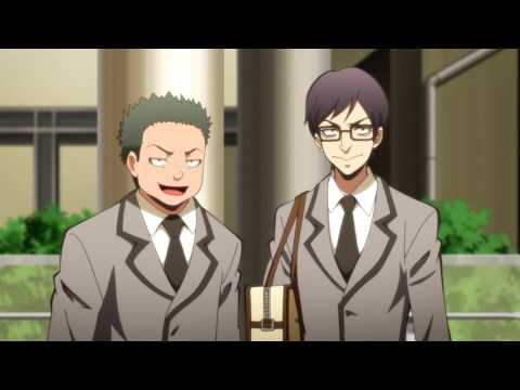 Assassination Classroom Season 1 Episode 3 – Karma Time
