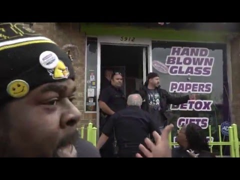 Denver Police Raid 2016 4/20 Colorado Cannabis Cup