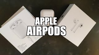 APPLE AIRPODS 2 With Charging Case (Latest Model) | UNBOXING