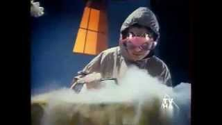 Publicité - Moulinex (fer à repasser) (1988)