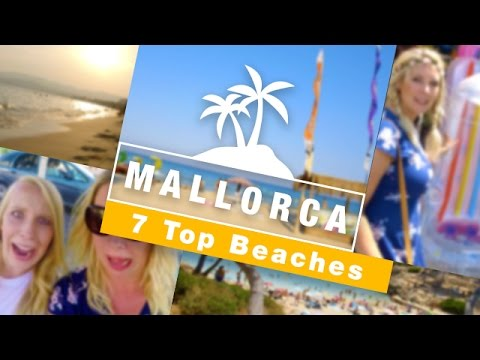 7 Top Beach Resorts in MALLORCA