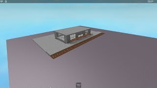 Roblox Build: Old Station