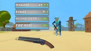 Rocket Royale FULL UPGRADED Sawed Off Shotgun - Gameplay #299 screenshot 3