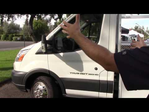 Why The Ford Transit Makes A Better Service Body Truck