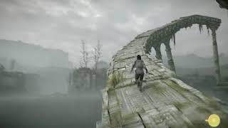 🌋 Shadow of The Colossus PS4 ОБзор Игры!🌋