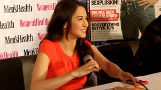 Marian Rivera Talks About Dingdong Dantes Reaction On Her