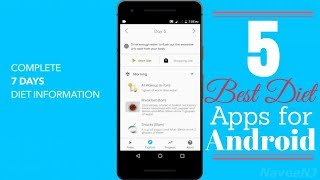 5 Best Diet Apps for Android of 2018