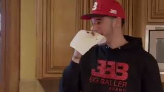 """LaMelo Ball """"You're a criminal, just like your brother"""""""