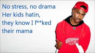 Video Big Sean - MILF (Clean Version) ft. Nicki Minaj download MP3, 3GP, MP4, WEBM, AVI, FLV September 2018