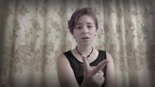 Castle Of Glass - Sign language