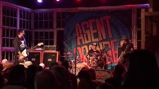 Agent Orange @Tellus 360 Final clip Lancaster PA 8/22/18