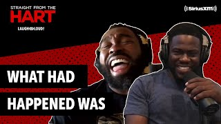 What Went Down on TKO | Straight from the Hart | Laugh Out Loud Network