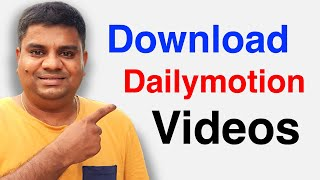 Video How to Download Dailymotion Videos Online Without Software on PC or Computer download MP3, 3GP, MP4, WEBM, AVI, FLV Oktober 2018