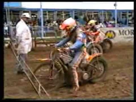 Speedway - Reading Racers vs Wolverhampton Wolves - Gold Cup Final 1992