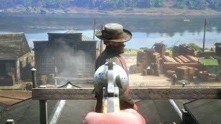 Red Dead Redemption 2 - First Person Brutal Gameplay Vol.17 (Euphoria Ragdolls)