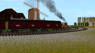 Thomas And Friends Seasons 8-13 Intro Trainz Remake