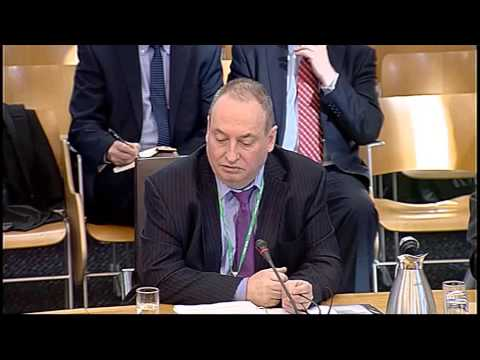 Education and Culture Committee - Scottish Parliament: 11th March 2014