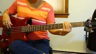 Nói Vơi Người Tình _ T.Vũ&MaiTVan: bass cover