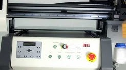 Digital Flatbed UV Printer With Automatic Height Sensor From Apex UV4060s