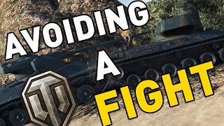 World of Tanks || Avoiding a Fight