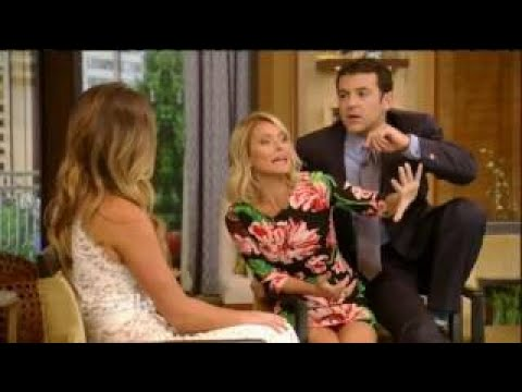 JoJo Fletcher interview Live! With Kelly co-host Fred Savage 05/23/16 (May 23, 2016)