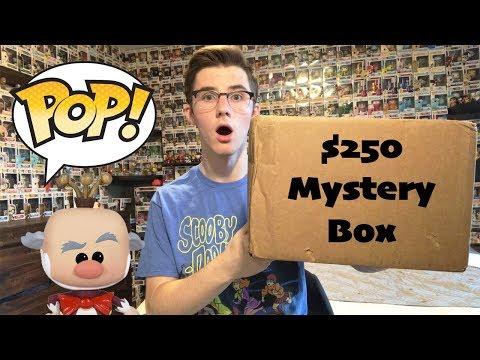 $250 Funko Pop Mystery Box!
