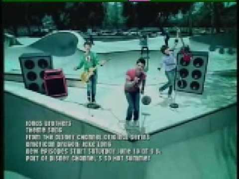 Jonas Brothers - American Dragon Jake Long Theme Song