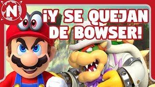 Las jugadas más sucias de Mario