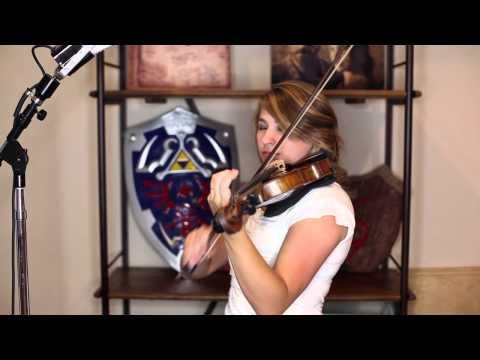 Cosmo Canyon (Final Fantasy VII) - Violin Cover - Taylor Davis (Live)