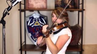 Cosmo Canyon (Final Fantasy VII) - Violin - Taylor Davis (Live)