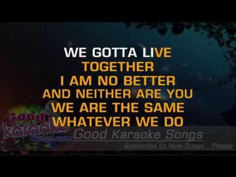 Everyday People  - Sly and family stone (Lyrics Karaoke) [ goodkaraokesongs.com ]