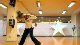 Baile de Stephanie con su hermano Macs