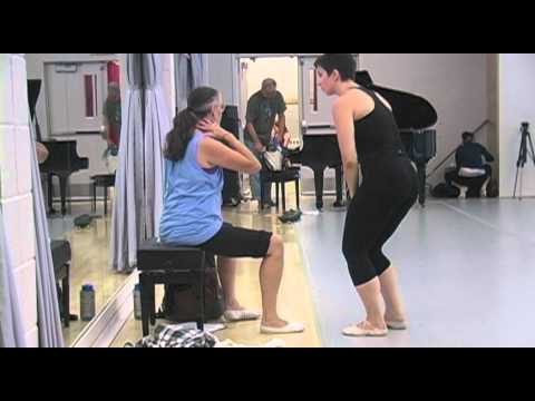 Shonach Mirk-Robles, Ballet Teacher, Professional Training Program