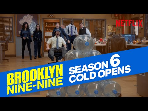 Brooklyn 99 - Every Cold Open From Season 6