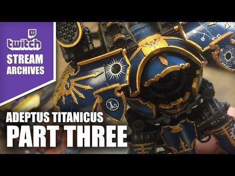 Adeptus Titanicus | Board Game | BoardGameGeek