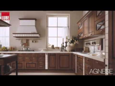 Cucina LUBE mod. Agnese da Rosa Mobili a Scordia CT - YouTube