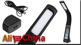 Супер USB настольная лампа, #LED #настольная #лампа, распаковка посылки #Алиэкспресс 126