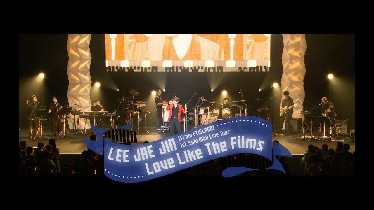 12/23発売のジェジンLIVE DVD『Love Like The Films & Love, Joy and Journey』DISC1のティザー映像第一弾を公開!