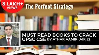 AIR 2 Athar Aamir's Perfect Strategy to Crack UPSC CSE/IAS - Unacademy