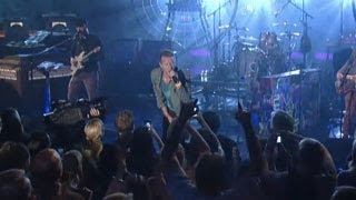 Coldplay Viva La Vida Live on Letterman.mp3
