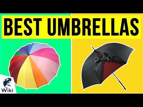 10 Best Umbrellas 2020
