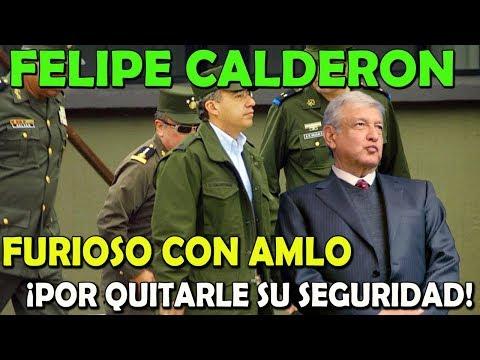 Felipe Calderón FURIOSO con López Obrador - Campechaneando