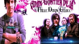 Adam Gontier Deja Three Days Grace