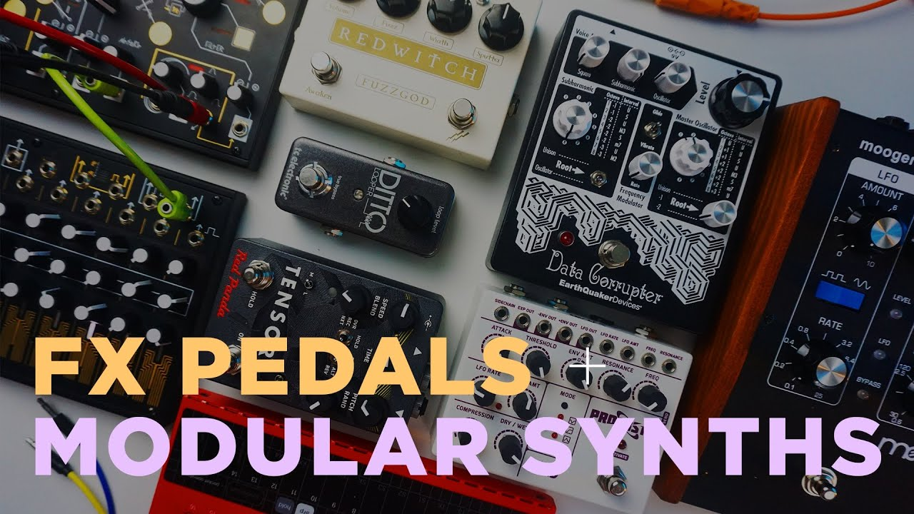 Download Expanding Your Modular Synth with Guitar Effects Pedals