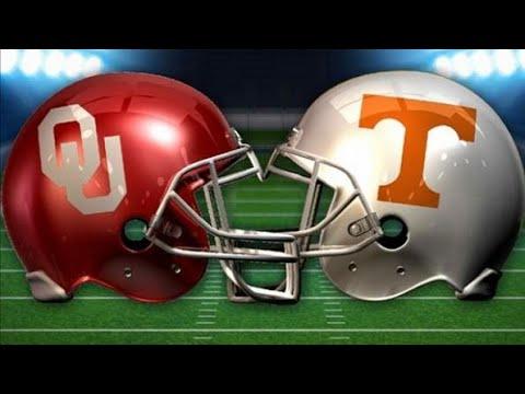 Oklaholma vs Tennessee crunch time