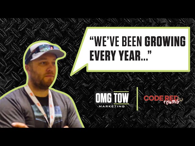 OMG Tow Marketing Testimonial - Code Red Towing